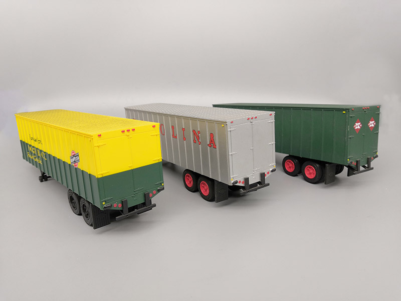 35' Highway Trailer in O scale